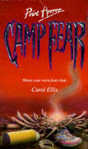 Camp-Fear-Point-Horror-Ellis-Carol-Very-Good-Book