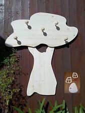 Kindergarderobe  Garderobe für Kinder  Kleiderhaken  Baum XXL zum selbst bemalen