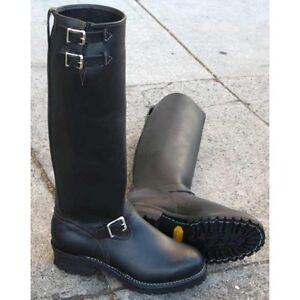 black boots en Ebay