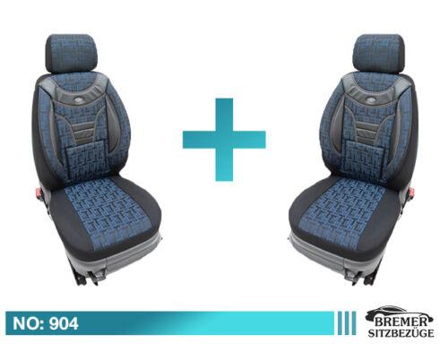 Nissan déjà Housses Housse De Siège Voiture Sitzbezüge conducteur /& passager 904