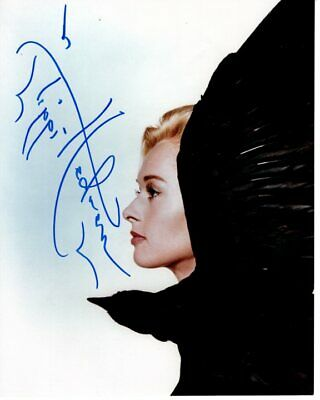 Photographs Movies Precise Tippi Hedren Signed Hitchcock's The Birds Melanie Daniels Photo W/ Hologram Coa To Be Highly Praised And Appreciated By The Consuming Public