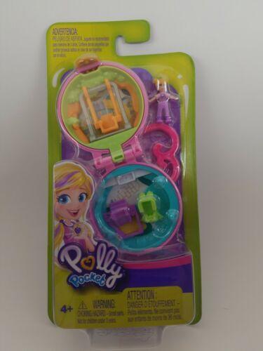New Polly Pockets Mini PlaySet Playground