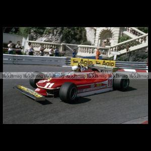 #pha.014117 Photo FERRARI 312 T4 JODY SCHECKTER GP F1 MONACO 1979 Car Auto QOvD6hxB-09095524-296117797
