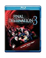 Final Destination 3 On Blu-ray Free Shipping