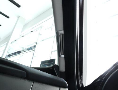Chrom Säule Klimaanlage Wind Auslauf Rahmen Für Jaguar XE XF XFL