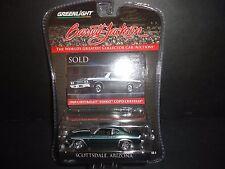 Greenlight Chevrolet Yenko Copo Chevelle 1969 Green 1/64 Barrett Jackson