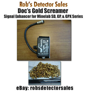 Doc-039-s-Gold-Screamer-Signal-Enhancer-for-Minelab-GPX-5000-GPX-4800-GPX-4500