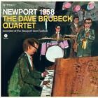 Newport 1958 (Ltd.Edt 180g Vinyl) von Dave Quartet Brubeck (2015)
