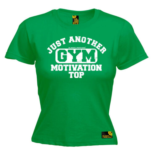 Just Another Gym Motivation Top WOMENS SWPS T-SHIRT birthday gift gym training