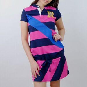 12//14 NWT Polo Ralph Lauren GIRLS DRESS L #5A