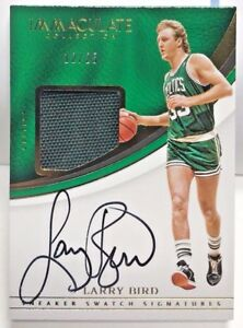 Larry-Bird-2016-17-Panini-Immaculate-Sneaker-Swatch-Signatures-GU-Patch-Auto-25