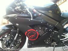 """Metal Mulisha Skull 9"""" X 9"""" Window Motorcycle Decal Decals Yamaha Suzuki Honda"""