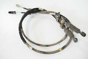 SUBARU-FORESTER-2-0D-AWD-2009-RHD-GEAR-LINKAGE-CABLES