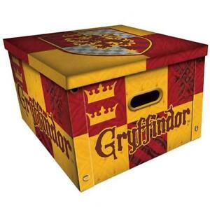 Harry-Potter-Caja-de-Almacenaje-Gryffindor-Producto-Oficial