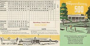 Indianapolis-Motor-Speedway-Golf-Cours-Score-Card-1970s
