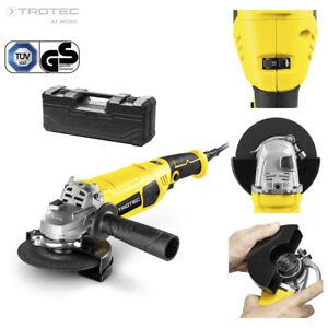 TROTEC-Smerigliatrice-angolare-PAGS-11-125-Flex-Frullino-125-mm-1200-W