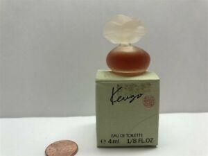 Kenzo by Kenzo 1/8 oz/4 ml Eau de Toilette Mini for Women, Discontinued!