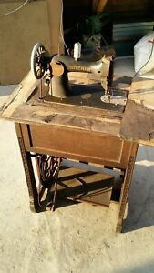 Prime Details About Antique Gritzner Sewing Machine Pedal Table Original Accessories Box Restoration Download Free Architecture Designs Xaembritishbridgeorg