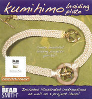 Kumihimo Square Disk Kd601 - Includes English Instructions