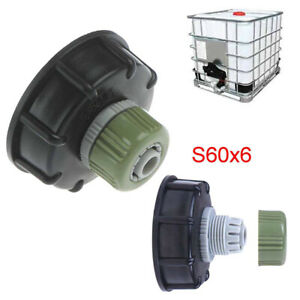 S60x6-IBC-Tank-Tap-Adapter-Hose-Pipe-Connector-Replacement-Valve-Fitting-Pa-a-JC