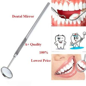 Pro-DENTAL-MOUTH-INSPECTION-MIRROR-HANDLE-Dentist-Dentistry-Tool-Instrument
