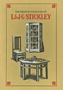 Antique Arts Crafts L J G Stickley Furniture Book Catalogue