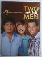 Two And A Half Men: The Complete Seventh Season (dvd, 2010, 3-disc Set) >new