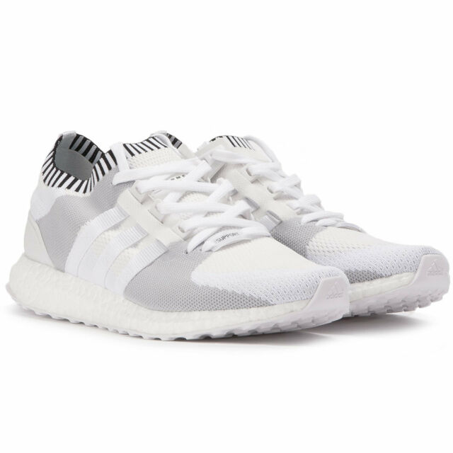 info for 517a1 73bc4 adidas Originals Men's EQT Support Ultra PK Trainers Sneakers White BB1243