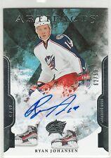 2011 11-12 Artifacts Rookie Autographs Redemptions #REDA7 Ryan Johansen 62/99