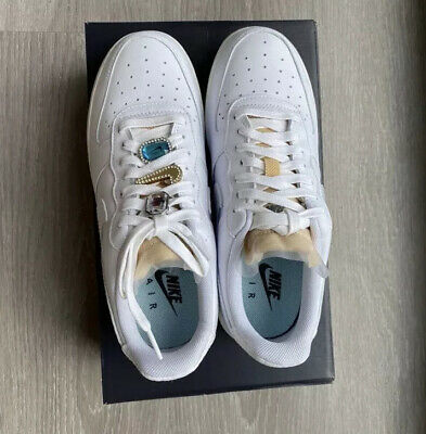 Size 8.5 - Nike Air Force 1 Low '07 LX Bling 2020 for sale online ...