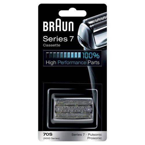 Braun Schersystem  70S zu Braun Rasierer Series 7 795cc silber