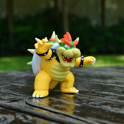 SUPER MARIO BROTHERS König KOOPA BOWSER PVC Figuren Doll Decor Spielzeug