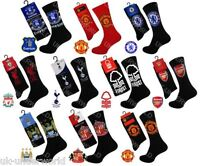 3 Pairs Mens Adults Football Club Socks Official Licensed Merchandise Size 6-11