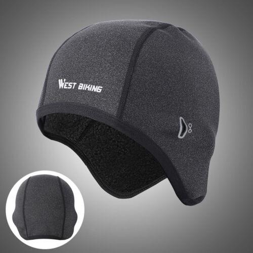 Men Women Quick Drying Hat Cycling Cap Bike Motorbike Under Helmet Thermal Hat