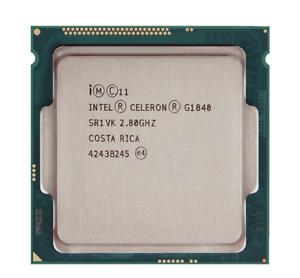 Intel Celeron G1840 2.8GHz 2M Cache Dual-Core SR1VK 53W LGA 1150 CPU Processor