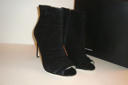 Nuovo Inc 7 Nwb Stivali Toe Rae Black Concepts Womens 5 da International 766360306939 Open Scarpe donna rqxfar6w