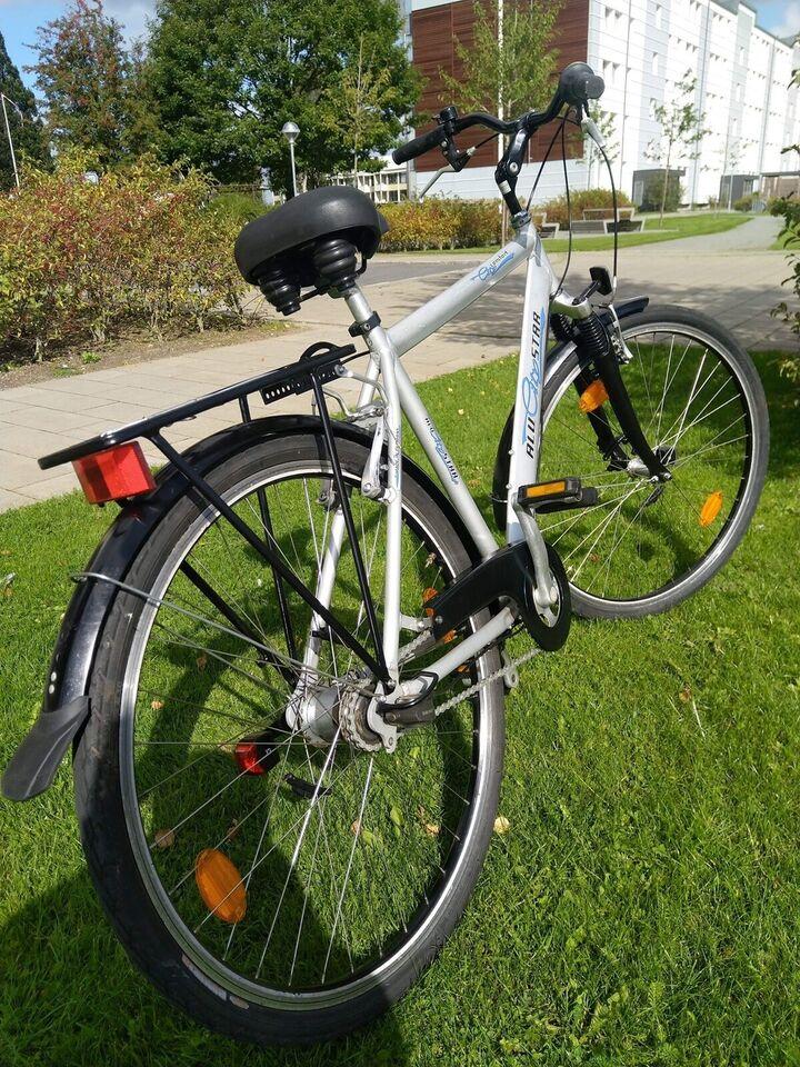 Herrecykel, andet mærke, 28 cm stel