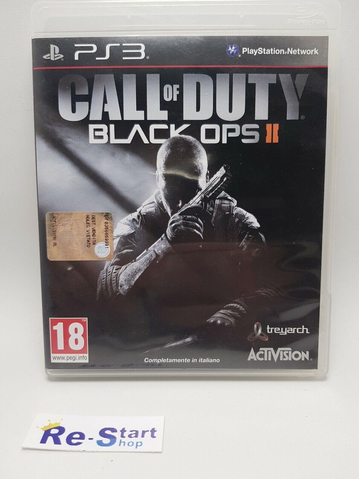 videogiochi e console: CALL OF DUTY BLACK OPS II 2 ITALIANO GIOCO PLAYSTATION 3 Ps3 OTTIMO STATO