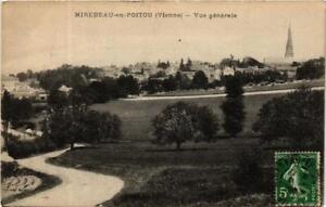 CPA MIREBEAU-en-POITOU Vue générale (613179)