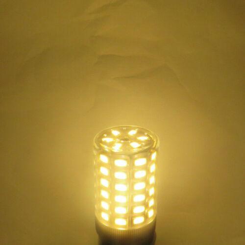 E27 E26 A15 lamp 10W LED bulb 66 5730SMD 110-240V ceramic corn lamp 2x  5x