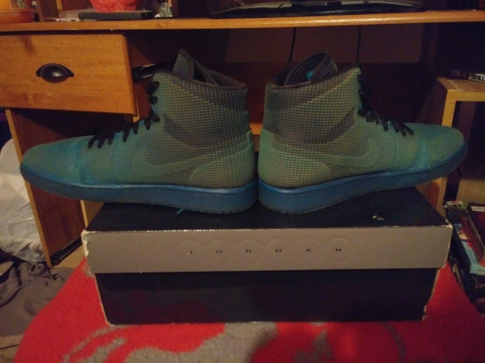 Nike Air Jordan Retro High Tropical Teal Mens 10 Jordan 1 2 3 4 5 6 7 8 9 10 11