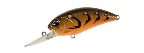 DUO Realis Crank M65 11A Pumpkin Craw 65mm Floating Bass Diving Crankbait