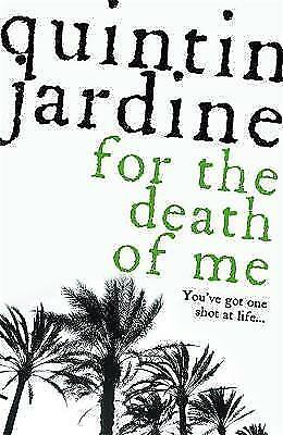 """""""VERY GOOD"""" For the Death of Me (Oz Blackstone series, Book 9): A thrilling crim"""