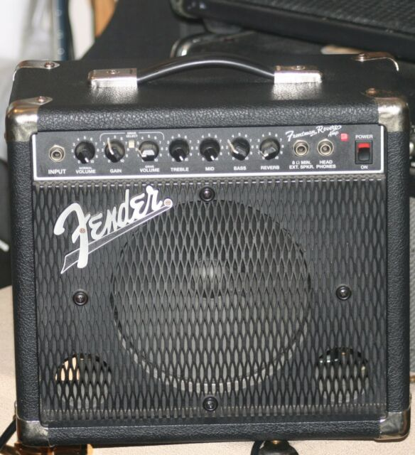 fender frontman model pr 241 electric guitar amplifier ebay