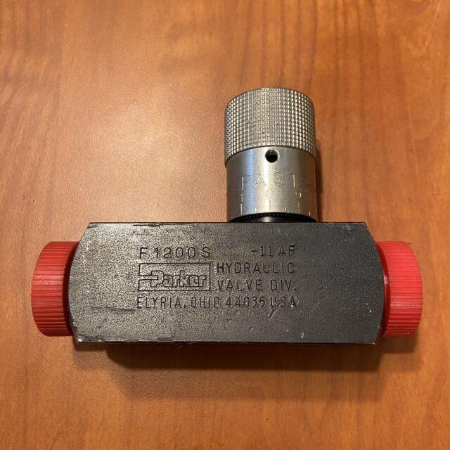 Parker Metering Valve MV600S2  5000 PSI 8  GPM New Old Stock