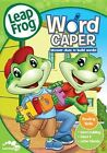 Word Caper With LeapFrog DVD Region 1 031398121633