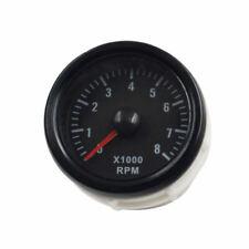 52mm 0 8000 Rpm On Dash Mechanical Tachometer Gauge For Petrol Motor Engine