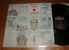"JOHN LENNON 1978 ""Shaved Fish"" LP w Imagine NM-"