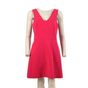 MICHAEL-KORS-Dress-Geranium-Pink-Size-US-10-UK-14-RRP-195-BW-428