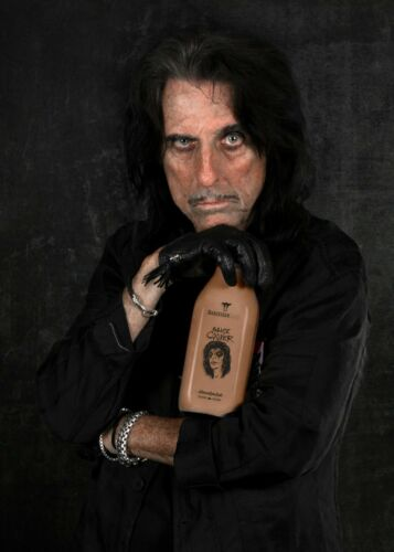 Alice Cooper Collector/'s Milk Bottle Limited Run Sold In AZ ONLY Empty Glass